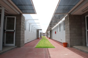 Habitaciones por fuera